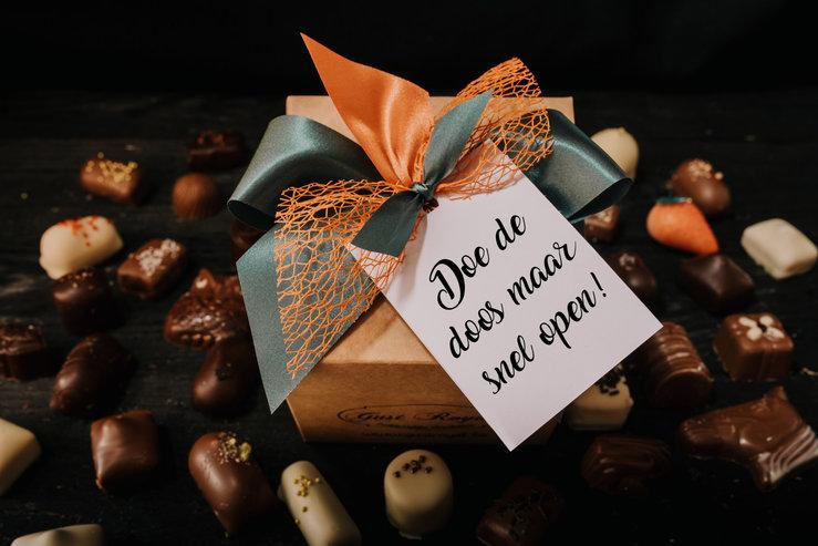 Chocolade-cadeau