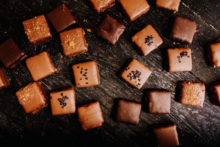 Chocolade-spekken