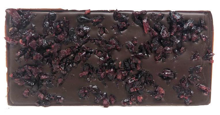 Chocoladetablet cranberries P